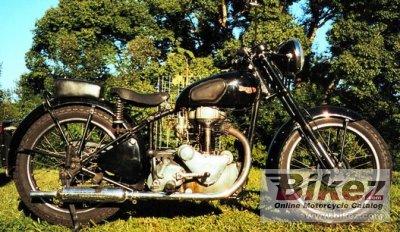 1956 Panther 75 Springer