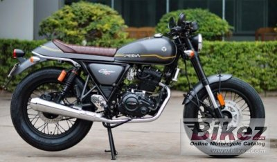 Peda Cafe Racer  Classic 250