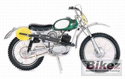1968 Penton 125