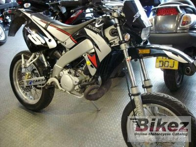 2003 Peugeot XP 6 S Supermotard