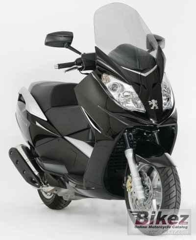 2006 peugeot satelis 500 specifications and pictures. Black Bedroom Furniture Sets. Home Design Ideas