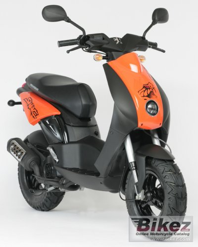 2007 peugeot ludix snake specifications and pictures. Black Bedroom Furniture Sets. Home Design Ideas