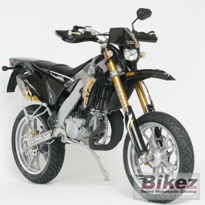 2007 Peugeot XPS CT 125 photo