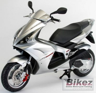 2007 Peugeot JetForce 125 ABS-PBS