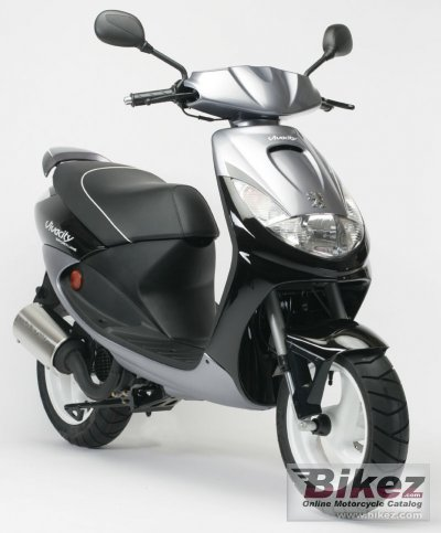 Electric scooter moped