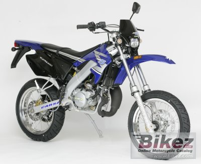 2008 Peugeot XPS Enduro 50 photo