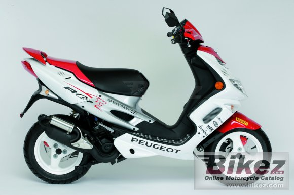 2008 Peugeot Speedfight R-Cup