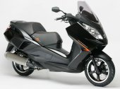 2008 Peugeot Satelis 125 Black Sat photo