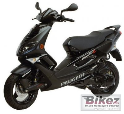2008 Peugeot Speedfight 2 50 AC