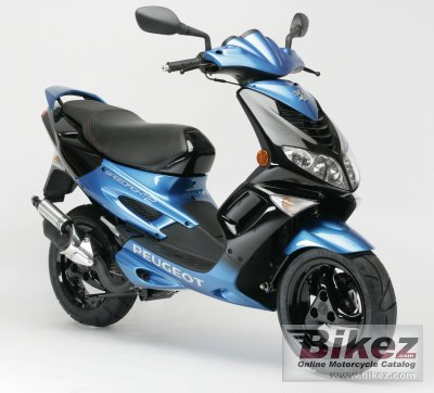 2009 Peugeot Speedfight 2 50 photo