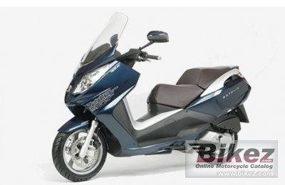 2010 Peugeot Satelis 125 Avenue photo