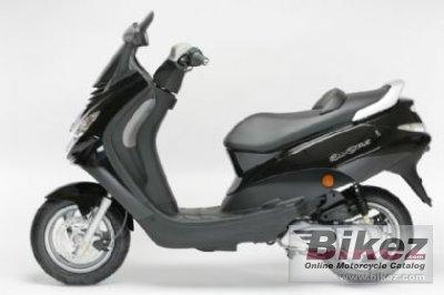 2010 Peugeot Elystar 50 Advantage