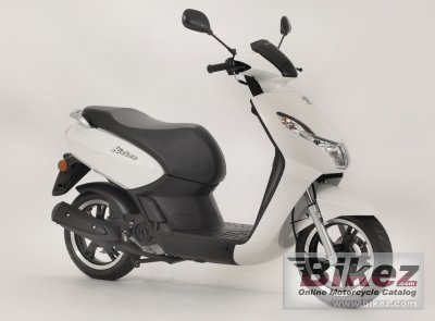 2012 Peugeot Kissbee 50 photo