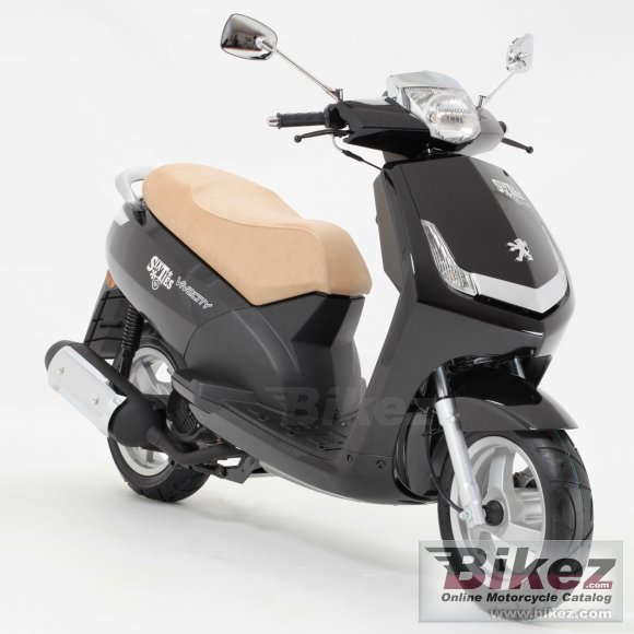 2012 Peugeot Vivacity 125 Sixties photo