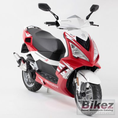 2012 Peugeot Speedfight 3 Air photo