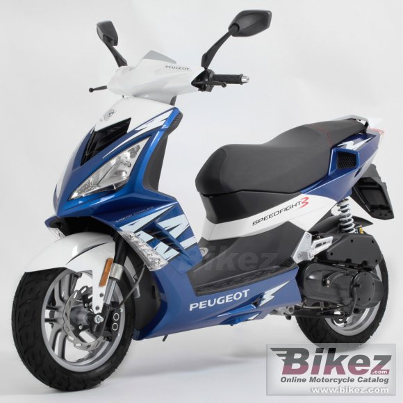 2012 Peugeot Speedfight  3 Liquid