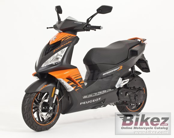 2012 Peugeot Speedfight  3 Darkside
