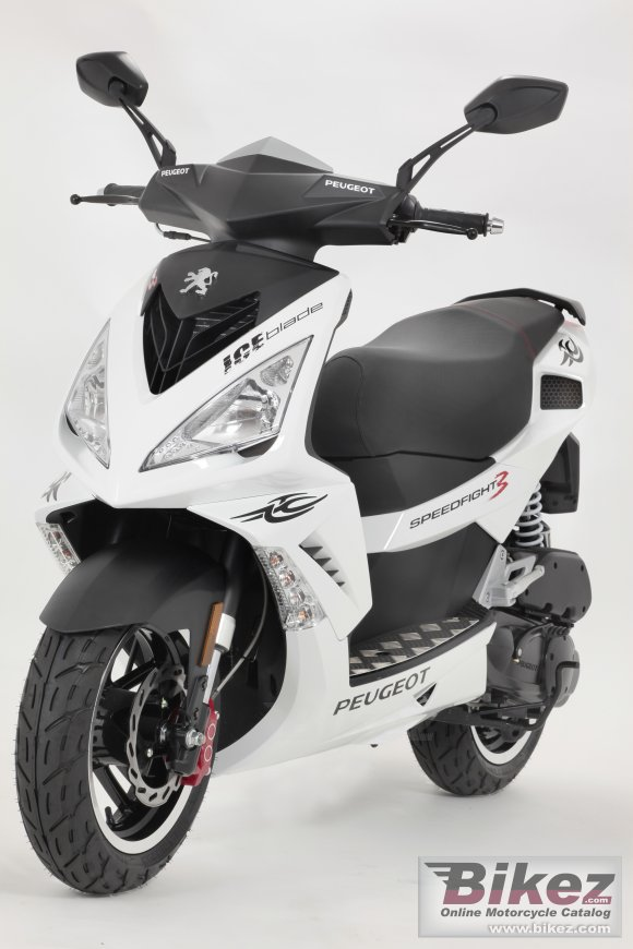 2012 Peugeot Speedfight  3 Iceblade