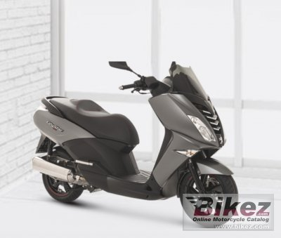 2019 Peugeot Citystar 125 RS ABS