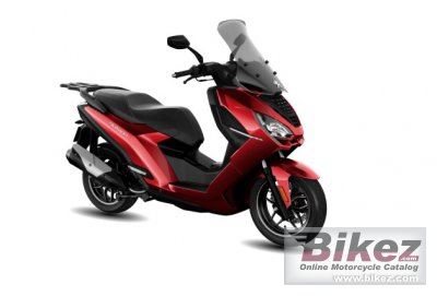 2021 Peugeot Pulsion 125 Allure ABS
