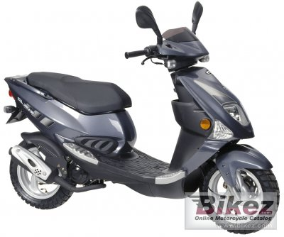 2004 PGO T-Rex 150 photo
