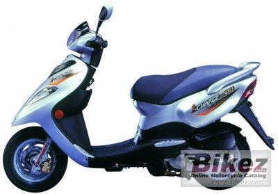2004 PGO i-Charge125