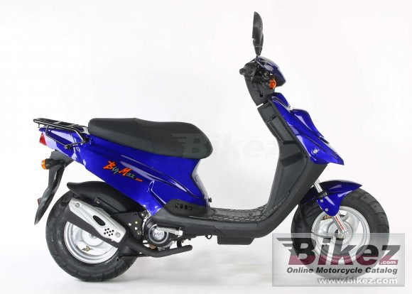 2006 PGO Hot Big Max 50