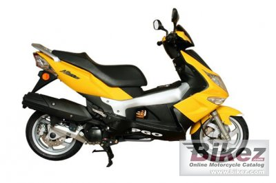 2006 PGO Evo G-Max 150 photo