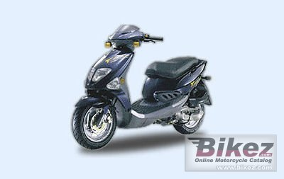 2007 PGO T-REX 150 photo