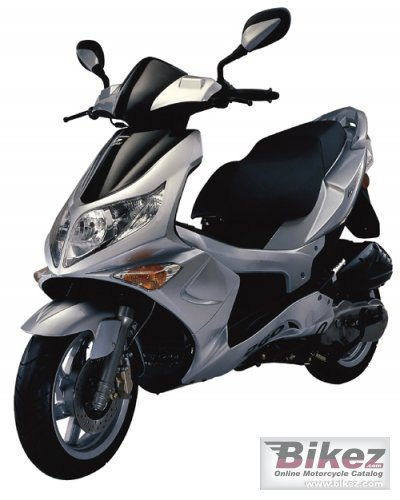 2008 PGO G-MAX 125 EFI photo