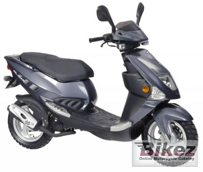 2008 PGO T-Rex 150 photo