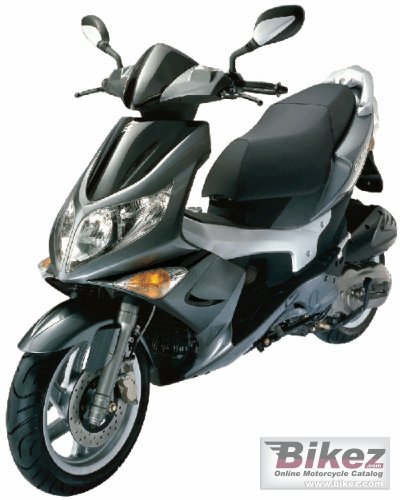 2008 PGO G-MAX 50
