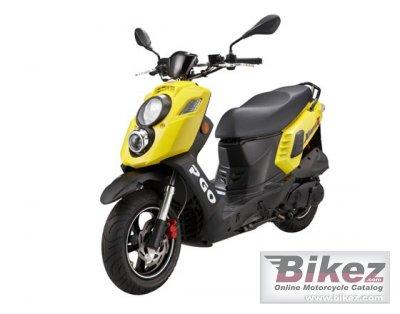 2011 PGO X-Hot 150 EFI