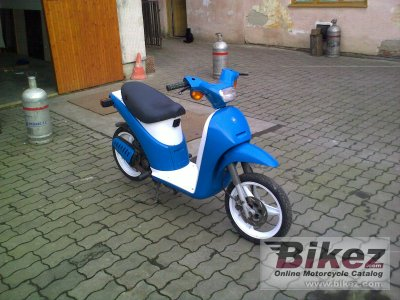 1992 Piaggio Free 50 photo
