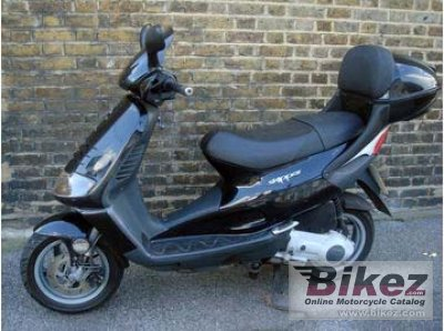 2005 Piaggio Skipper ST 125 photo