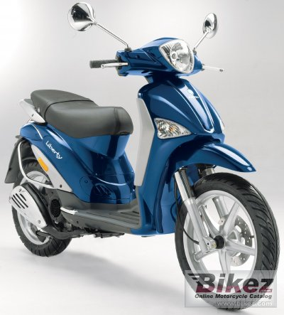 2005 Piaggio Liberty 125 4 Stroke photo