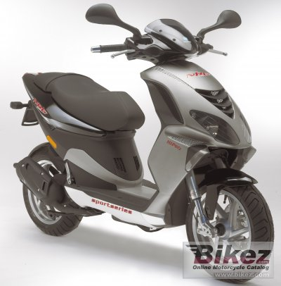 2005 Piaggio NRG MC3 DT photo
