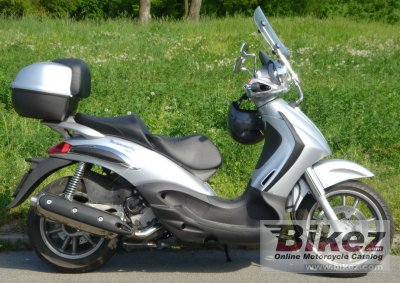 2005 Piaggio B 500 photo