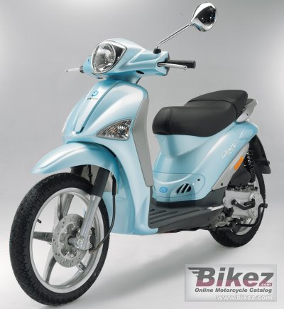 2005 piaggio liberty 50 catalyzed specifications and pictures