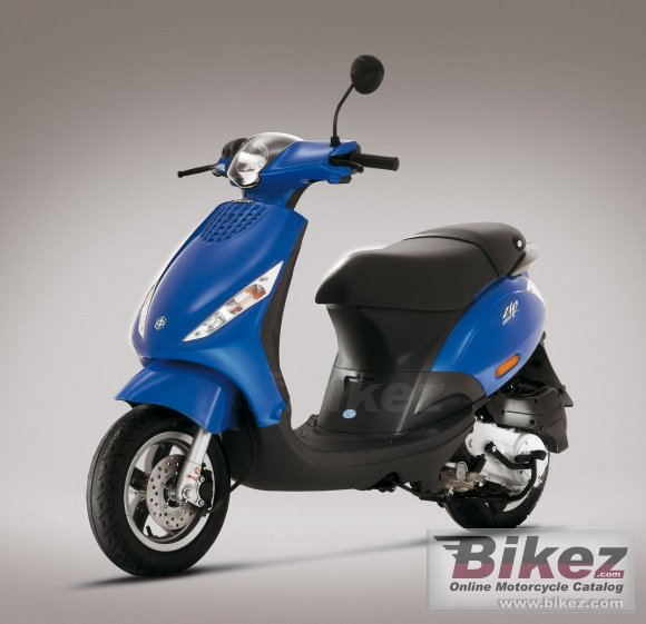 2006 Piaggio Zip 50 photo