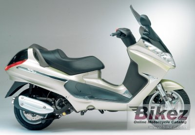 2006 Piaggio X8 125 photo