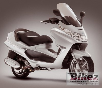 2006 Piaggio X8 250 photo