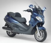 2006 Piaggio X9 Evolution 500 photo
