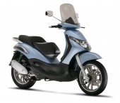 2006 Piaggio Beverly S 250 photo
