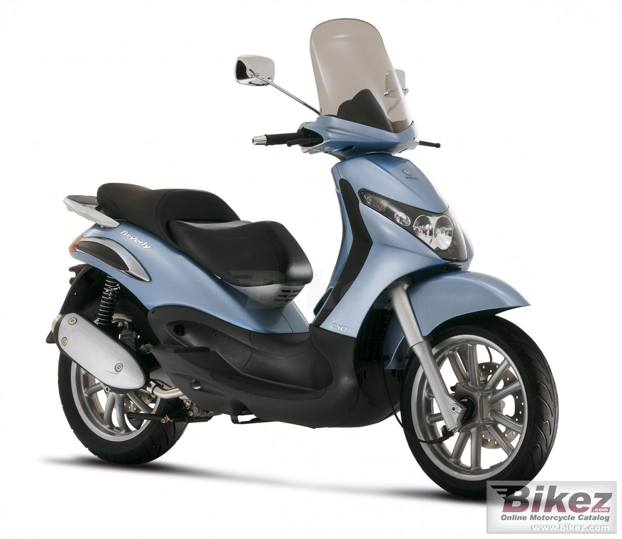 Big Piaggio beverly s 250 picture and wallpaper from Bikez.com