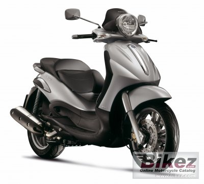 2006 piaggio beverly 500 specifications and pictures