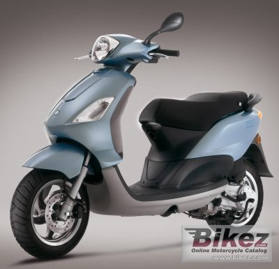 2006 piaggio fly 50 4t specifications and pictures. Black Bedroom Furniture Sets. Home Design Ideas
