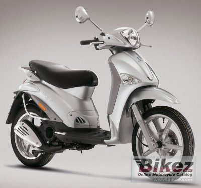 2006 piaggio liberty 125 4 stroke specifications and pictures