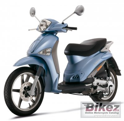 2006 piaggio liberty 50 4t specifications and pictures. Black Bedroom Furniture Sets. Home Design Ideas
