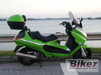 2006 piaggio x8 200 specifications and pictures